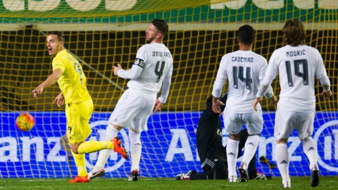 Nagyon pimasz góllal verték otthonában a Real Madridot - videó