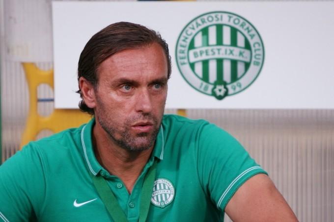 Thomas Doll a bolgár örökrangadón nézett játékosokat