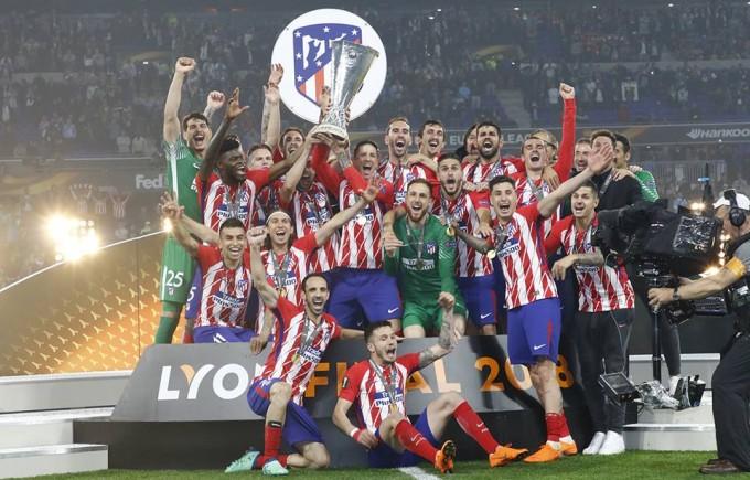 Parádés címlapokkal éltetik a madridi sportújságok az Atléicót