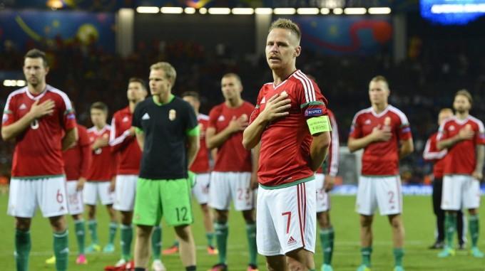 A magyar válogatott ausztrálok elleni kezdőcsapata
