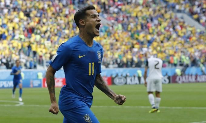 Végtelenül szerényen nyilatkozott Brazília egyik hőse