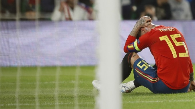 Soha nem látott angol válogatott alázta meg a spanyolokat