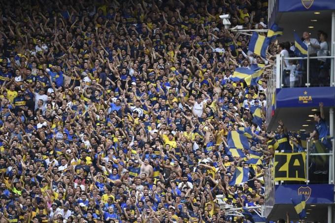 Boca-River: Argentína bebizonyította! - videók, képek