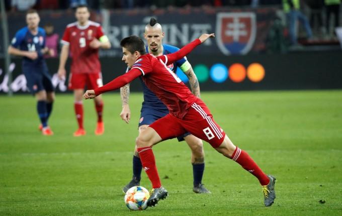 Magyarország-Horvátország: a magyar válogatott várható kezdőcsapata