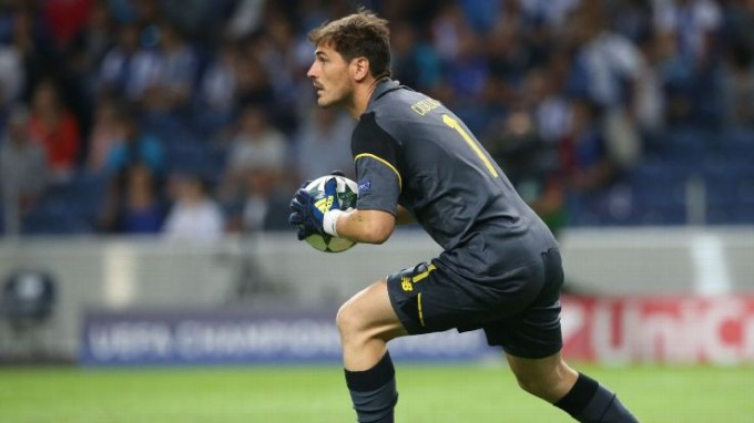BL: Iker Casillas újabb lenyűgöző csúcsot döntött meg