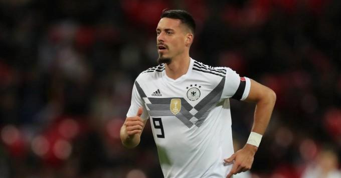 Megsértődött a Bayern-csatár, lemondta a válogatottságot