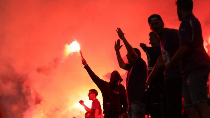 Blikk: Bizarr helyzet állt elő: saját maga helyett az Újpestet büntette meg az MLSZ