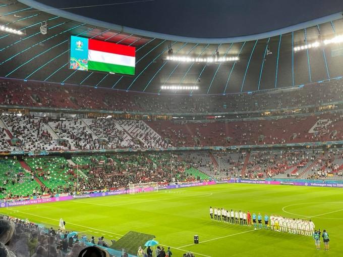 Németország-Magyarország: felfüggesztett börtönt kapott a magyar szurkoló