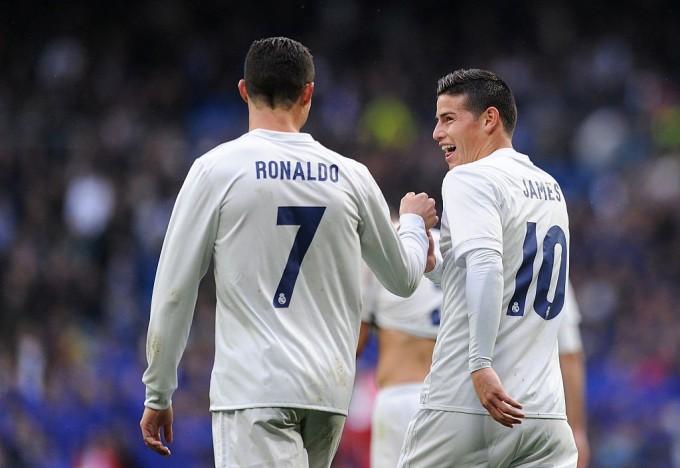 Kiderült miért maradt James Rodríguez a Realban
