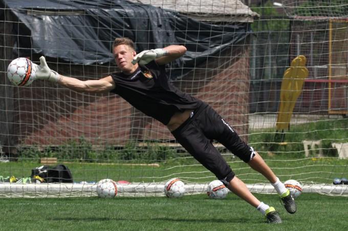 Új szériába kezdene a bajnokcsapat kapusa – Interjú
