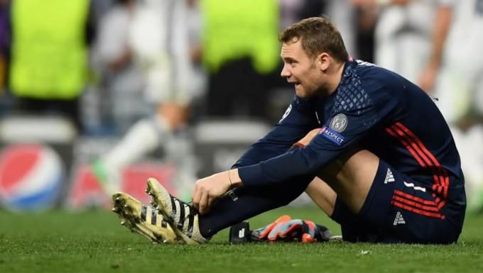 Ezért reményednek a németek abban, hogy Neuer ott lehet vb-n