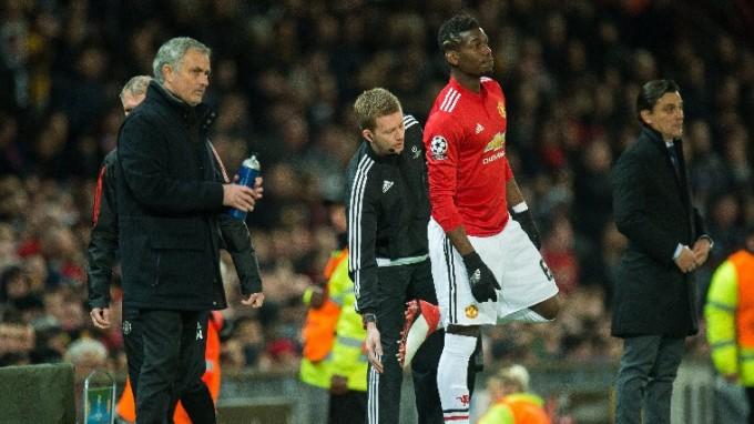 Mourinho beszólt az MU-ra a kiesés után