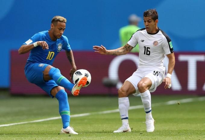 Neymar kikészült, mert visszavonták a megítélt tizenegyest, a meccs után meg zokogott – videó