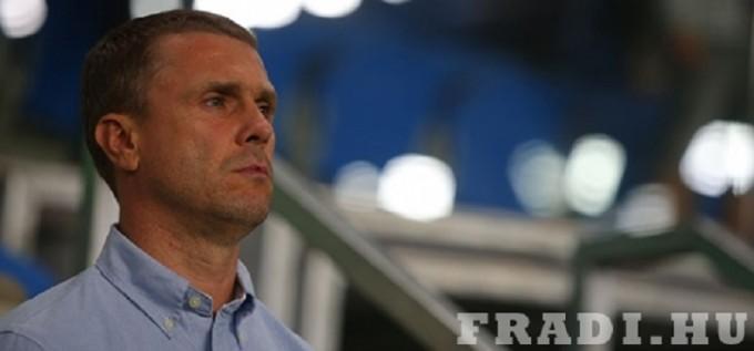 Rebrov elmondta, mi volt a Fradinak a legfontosabb a Honvéd ellen