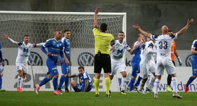 Felfoghatatlan gólok voltak a Puskás Akadémia-MTK-n – videók