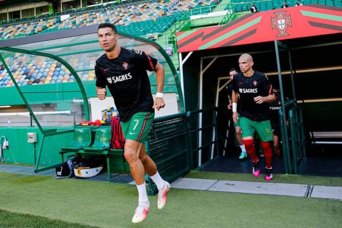 Eb2020: Cristiano Ronaldo már a magyar válogatottról beszélt