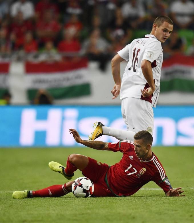 Ezt várja a Fradi gólvágója a Svájc elleni meccstől
