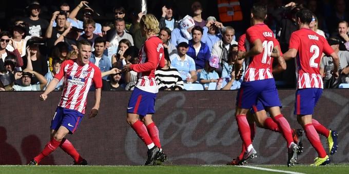 Tovább üldözi a Barcelonát a Real Madridtól ellépő Atlético Madrid – videó