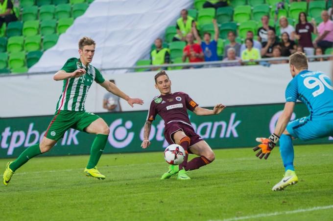 Tavaly gólt lőtt a kupadöntőben, most távozik a Vasastól