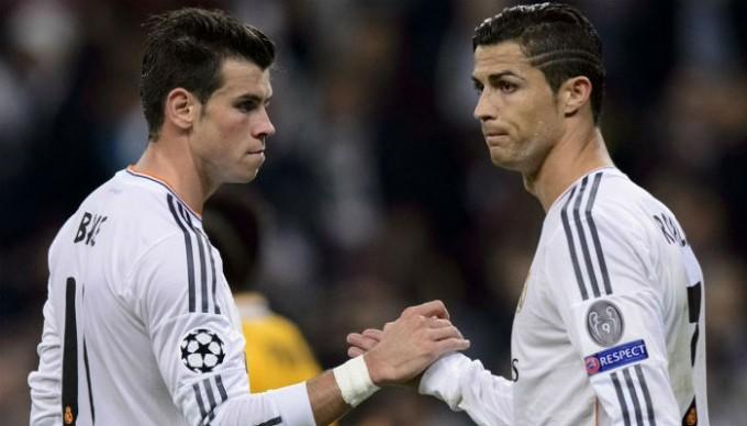 Most Gareth Bale szólt be Cristiano Ronaldónak