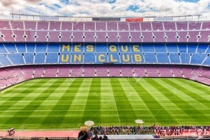 Nagyot változtatott címerén a Barcelona - videó