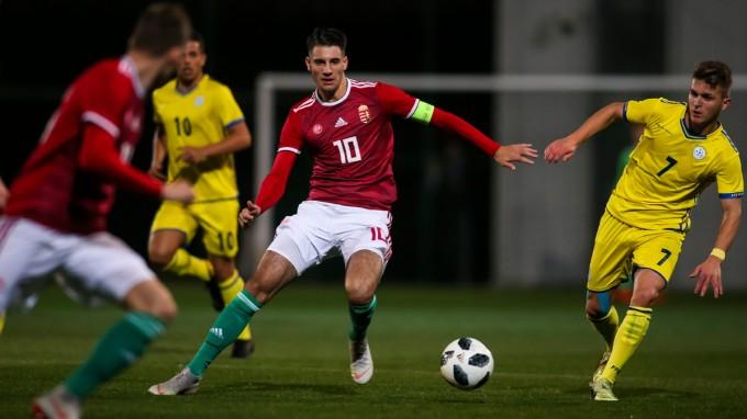 A végén jött a csattanó a magyar U19-es válogatott meccsén