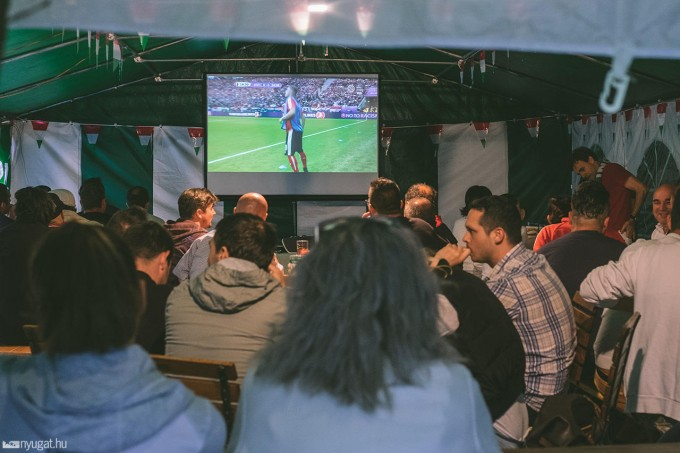 Szombati focimeccsek és telvíziós közvetítések
