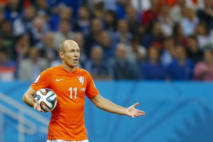 Legendás gólokkal búcsúzik a válogatott Robbentől - videó