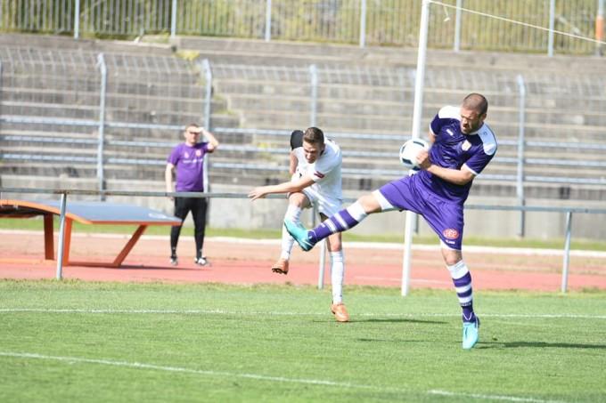 Hatalmas gól az NB I-ből kizárt csapat meccsén