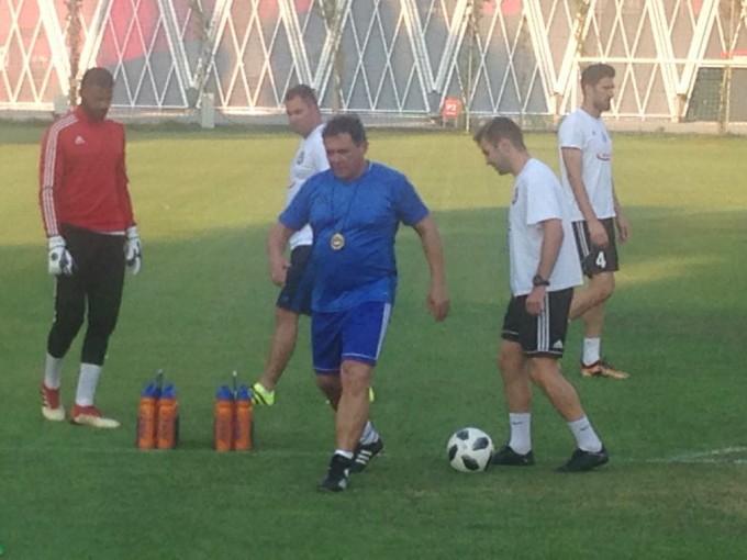 40 év után tért haza a Kisvárda új edzője