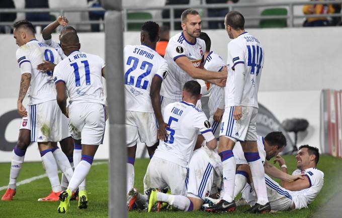 A beképzelt PAOK-nak megint sikerült lenéznie a Vidit