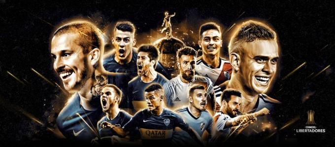 Élő közvetítés: River Plate-Boca Juniors