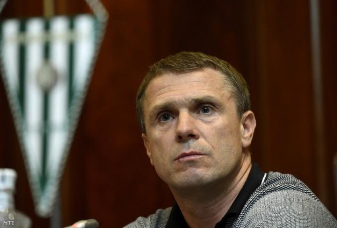 Böde további sorsáról is beszélt Rebrov a vereség után