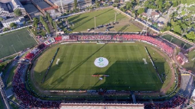 Áldott búcsú a Bozsik József Stadiontól