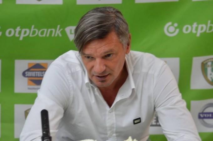Horváth Ferenc szerint könnyebb a Diósgyőrből felkészülni