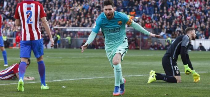Madridban előzte meg a Barcelona  Real Madridot