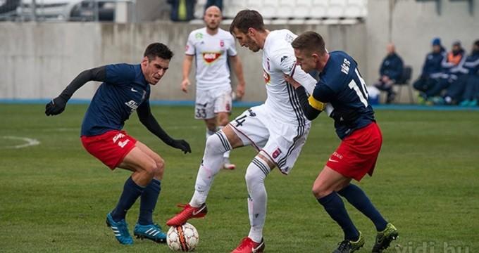 Így rúgatott három gólt a Váccal a Videoton - videó