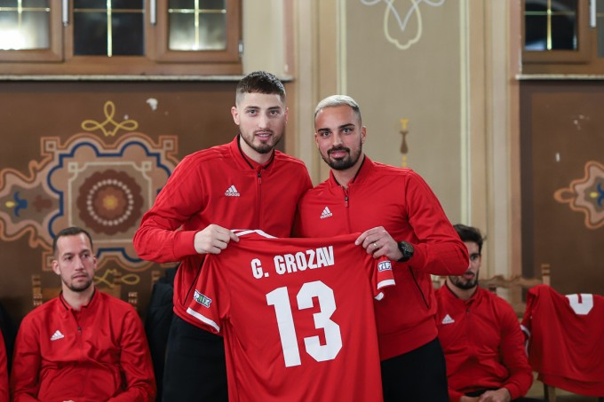 Kezdő lenne a kisvárdai a román válogatottban