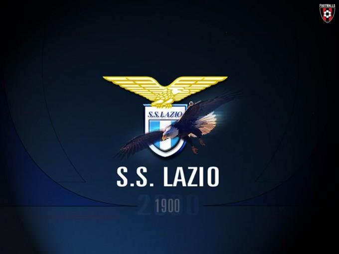 Az Ultras Lazio koreográfiája az AS Roma ellen - képek