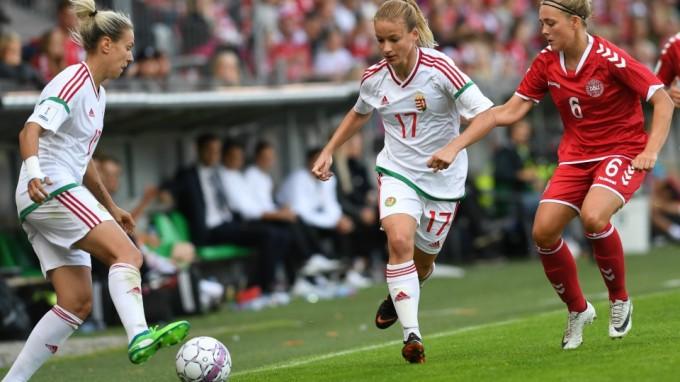 Mélyponton a magyar foci: a női válogatott is nagyot zakózott