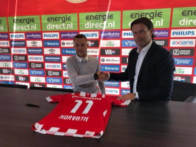 Magyar játékost igazolt a PSV!
