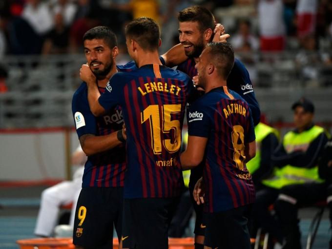 Bajban volt, mégis kupasikert ünnepelhet a Barca - videó