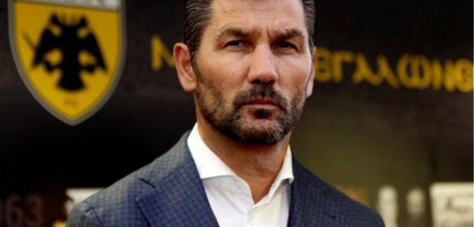 Fontos Vidi-jellemvonásról beszélt az AEK edzője