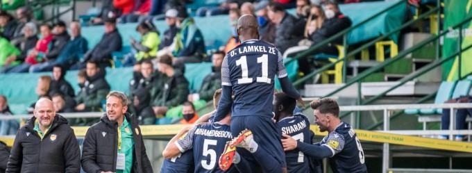 Gulácsiék nem bírtak Sallaiékkal, 16 másodperc alatt lőtt gólt a DAC