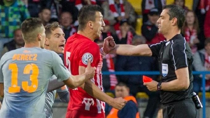 Kassai vs. Lipták és DVTK: a bíró beperelte a játékost!