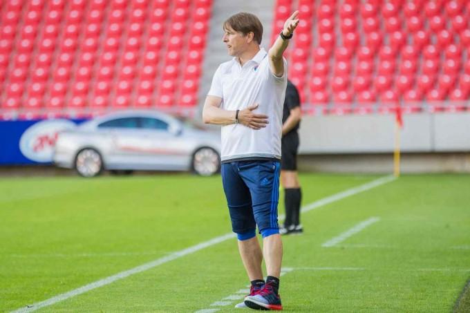 Szereti a Vasas edzője a listavezető elleni meccseket