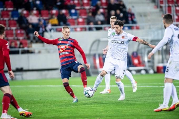 MOL Fehérvár FC-Honvéd: elmaradt a végén a dráma