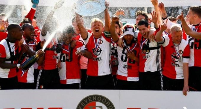18 év, avagy mire várt eddig Hollandiában a Feyenoord?