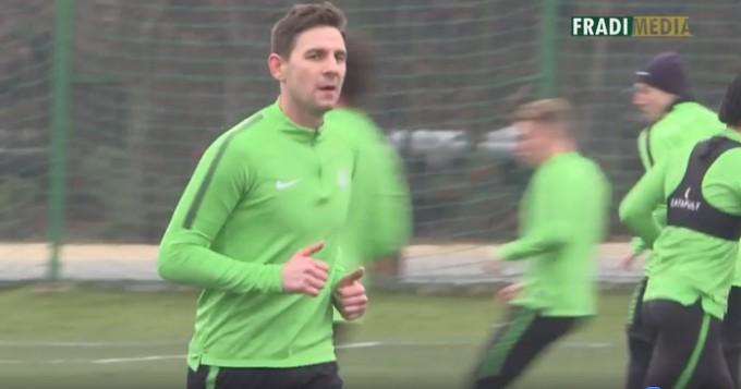 Így kezdte a 2018-as felkészülést a Ferencváros - videó