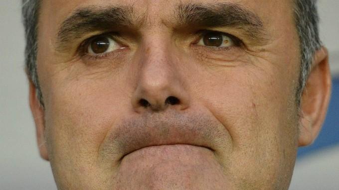 Pintér Attilát sörrel öntötték nyakon a kupadöntőben - videó